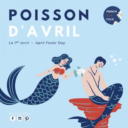 Banner for the post Poisson d'avril