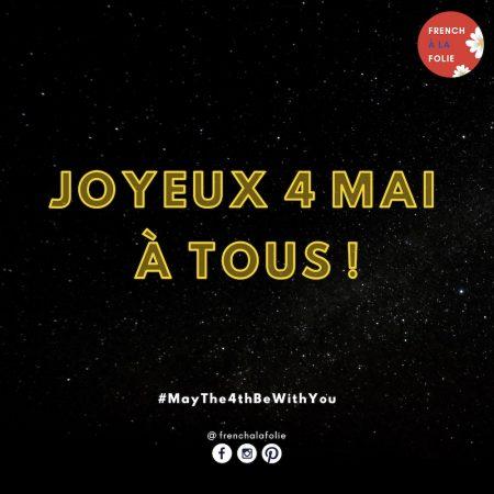 Banner for the post La Journée Star Wars